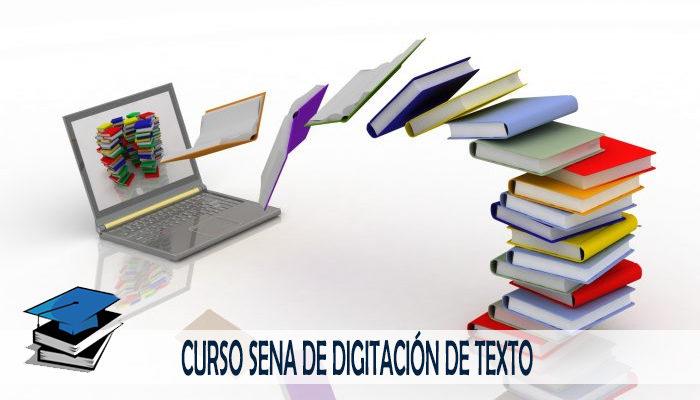 Curso SENA de Digitación de Textos