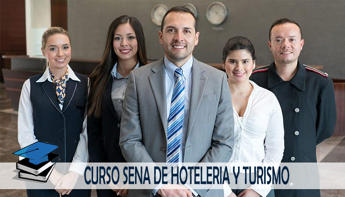 ▷Curso SENA de Hoteleria y Turismo
