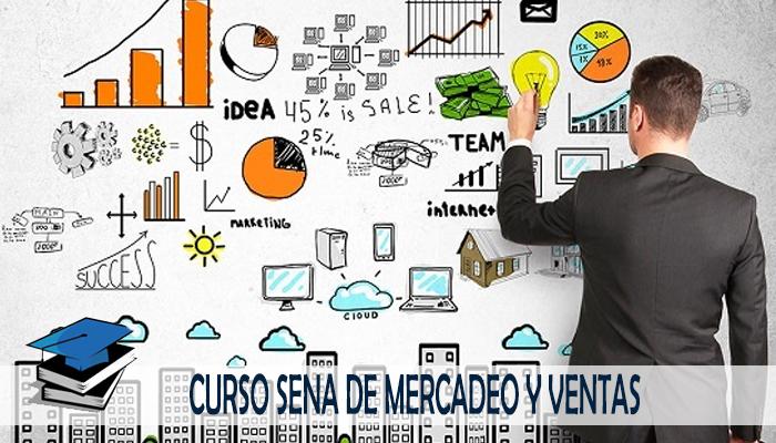 Curso SENA de Mercadeo y Ventas