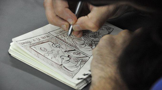 Curso SENA de Diseño de Historietas