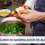 Curso de Manipulación de alimentos SENA
