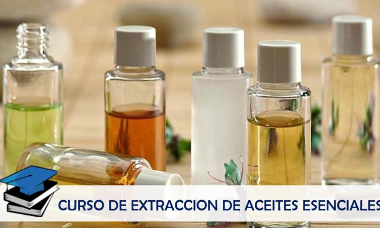 Curso SENA de Extracción de Aceites Esenciales