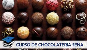 ▷ Curso Chocolateria SENA