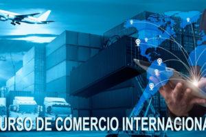CURSO DE COMERCIO INTERNACIONAL MENU