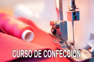 CURSO DE CONFECCION MENU 5