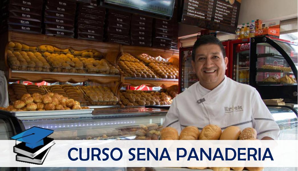 ▷ Curso de Panadería SENA