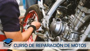 ▷ Curso de Reparación de Motos SENA