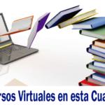 cursos virtuales en esta cuarentena