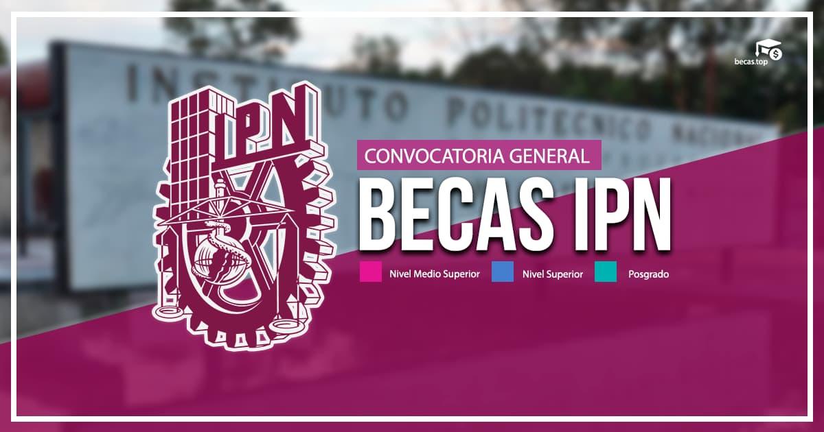 Becas IPN